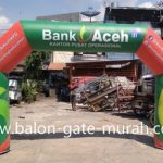Balon Gate Bank Aceh