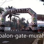 Balon Gate Finish