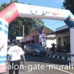 Balon Gate di Bukittinggi