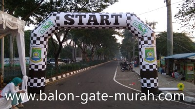 Balon Gate di Tuban