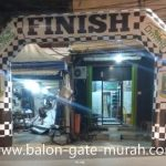 balon Gate Eco Driving